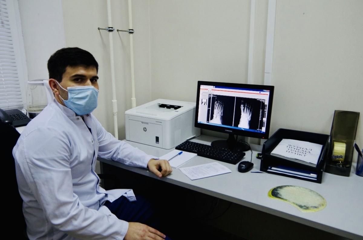 В поликлинике «Бутово-Парк» Видновской РКБ открылся круглосуточный травматологический пункт